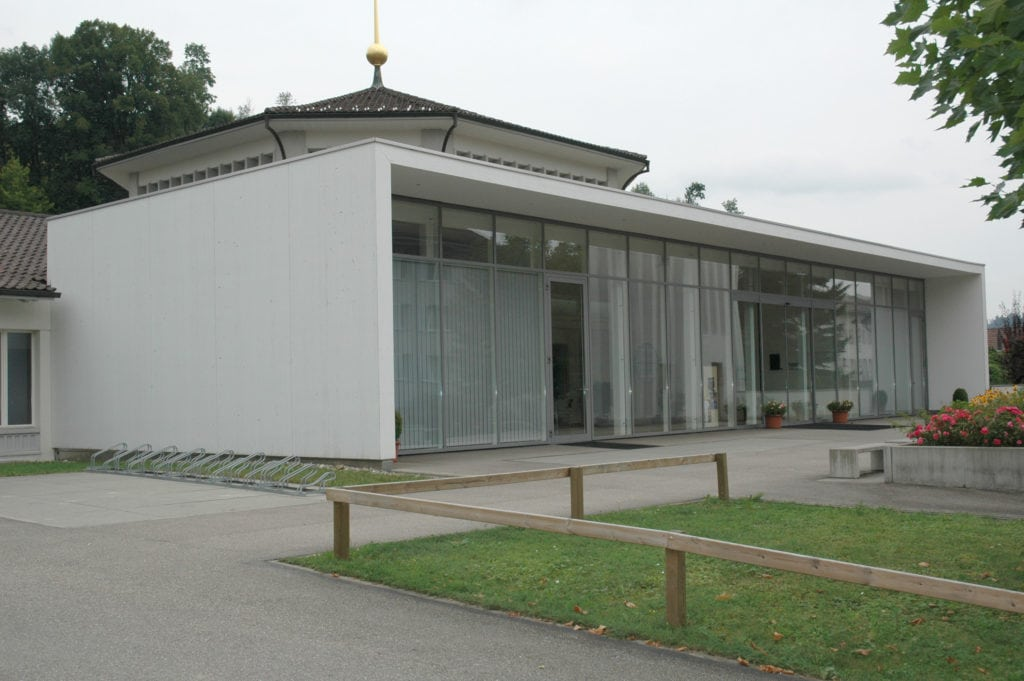 Neubau Foyer Kirchenzentrum Willisau