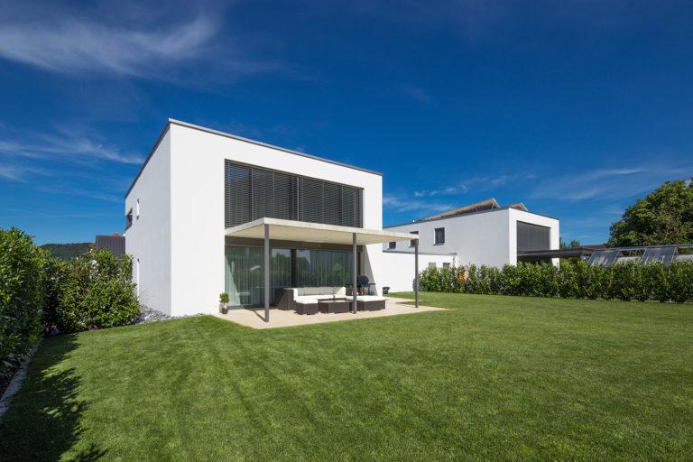 "Doppeleinfamilienhaus ""Wila"" Langnau b. Reiden"