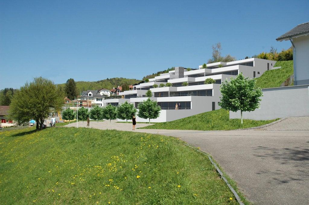 Terrassensiedlung «Juraweg» Schöftland