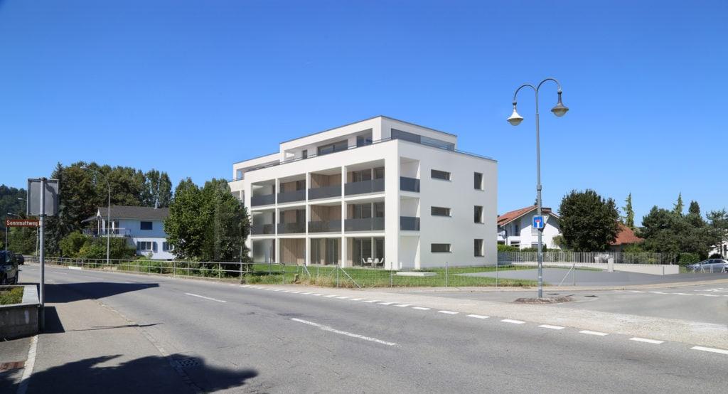 Mehrfamilienhaus «am Huebbach» Langnau b. Reiden