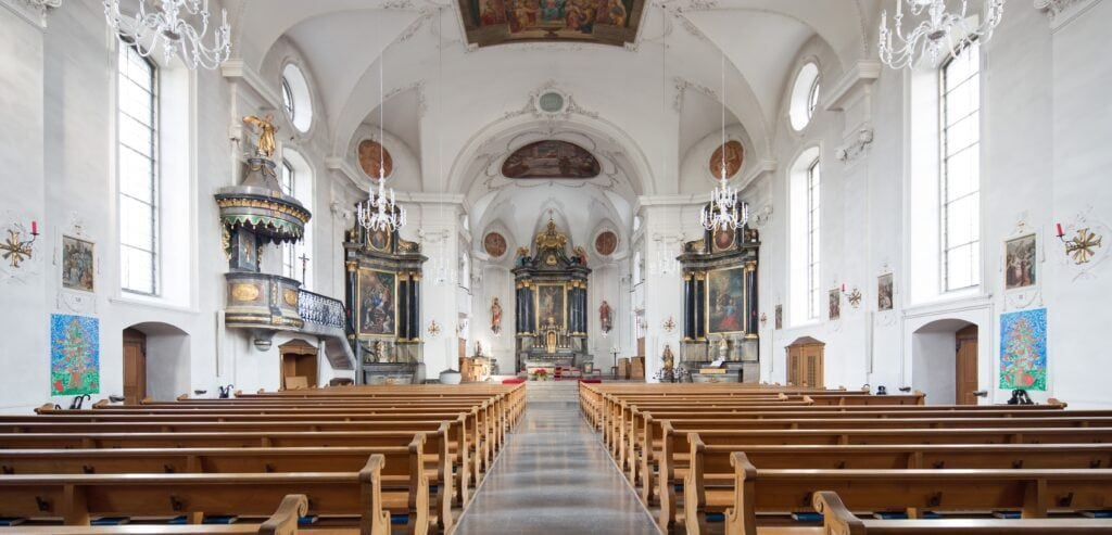 Sanierung «Kirche St. Laurentius» Dagmersellen