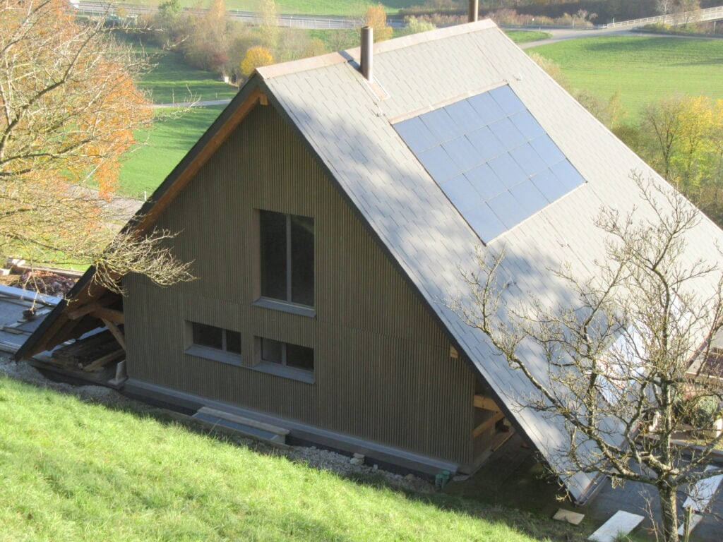 Umbau Hochstudhaus Dagmersellen